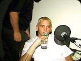 Greg with Eminem circa 1999
