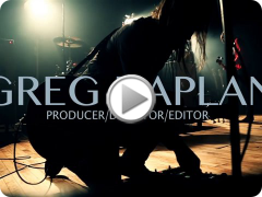 Greg Kaplan Director/Producer Demo Reel 2015 (brand new!)