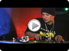 Mix Master Mike MTV2 Promo