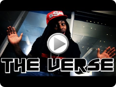 Waka Flocka Flame - Chin Up (ft. Slim Dunkin) [The Verse]