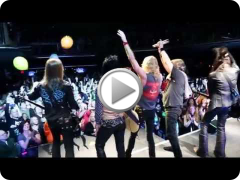 "KIX ""Wheels In Motion"" Official Video"