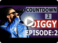 Diggy:  Countdown to Diggy: Rehearsals for the Life of the Jetsetter Tour [Episode 2/7]