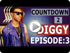 Diggy: Countdown to Diggy: Backstage at My Concert [Episode 3/7]