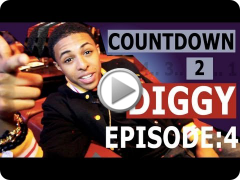 Diggy: Countdown to Diggy: Hanging Out with Friends Offstage [Episode 4/7]