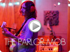 The Parlor Mob In-Studio Episode 3