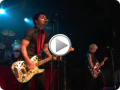 Green Day at Irving Plaza